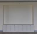 Entertainment Cabinet in Latitude North finish