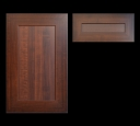 "5 Piece Large Shaker ""Olon"" Door & Drawer Front"