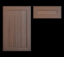 "5 Piece Small Shaker ""Olon"" Door & Drawer Front"