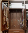 Custom Necklace Cabinet-3