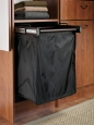 "Synergy 18"" Pull Out Hamper"