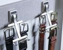 Wall Mount Belt Rack