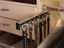 Synergy Belt Rack in Polished Chrome