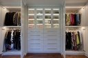 Custom Wardrobe in Viva Winter Fun Finish