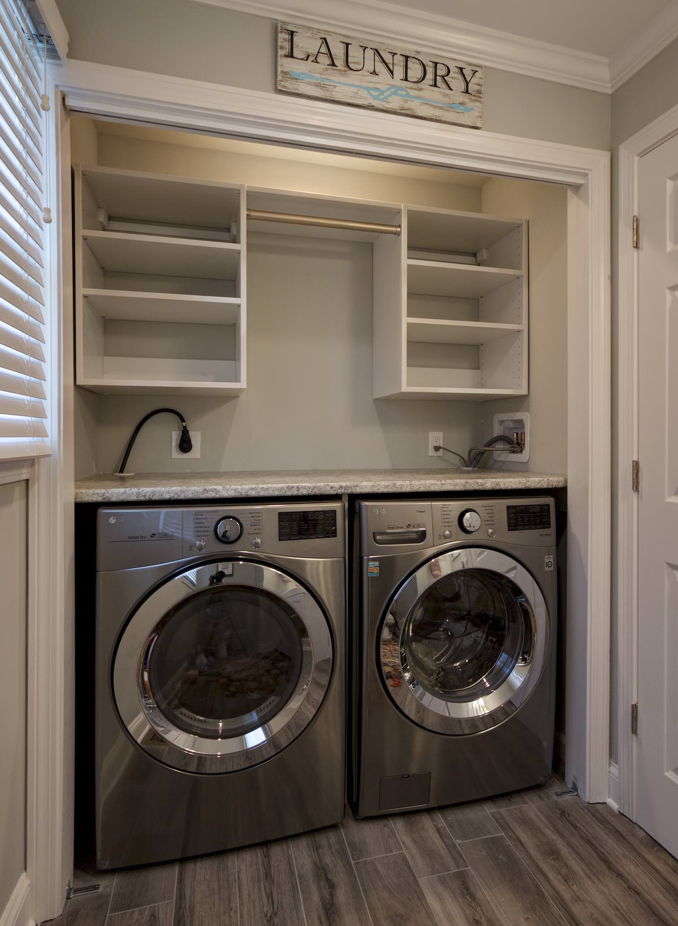 Pantry Closets Laundry Rooms Built Rite Closets