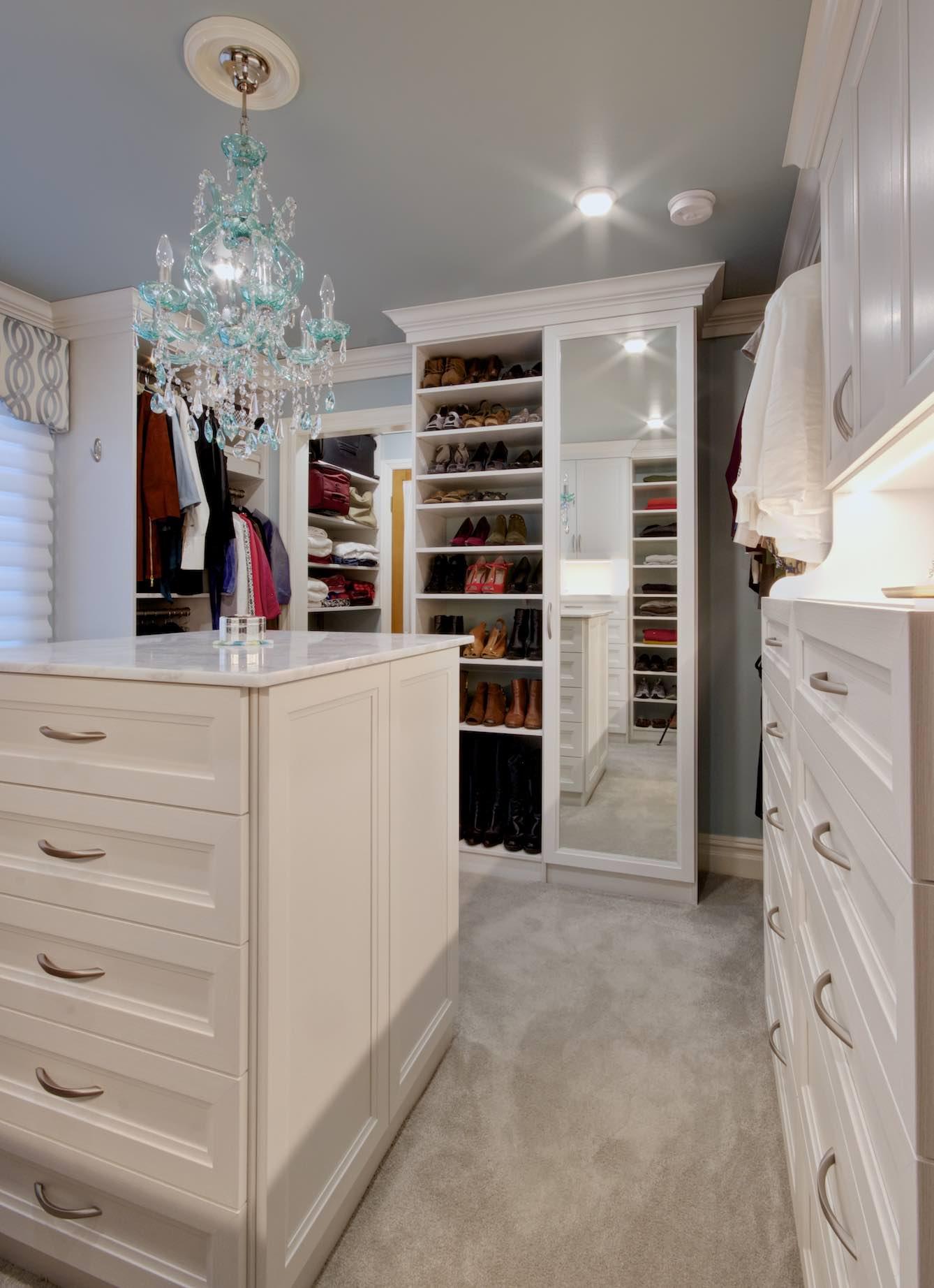Gentil Built Rite Closets